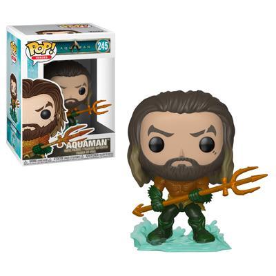 Figurine funko Aquaman Jason Momoa