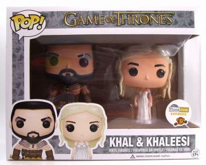 khal duo pack funko pop khaleesi