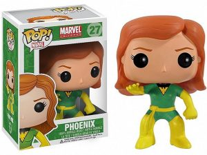 phoenix figurine pop