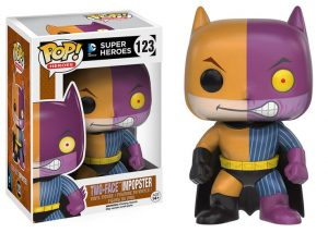 two-face figurine pop